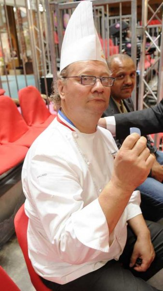 Francois POZOLI MOF de LYON